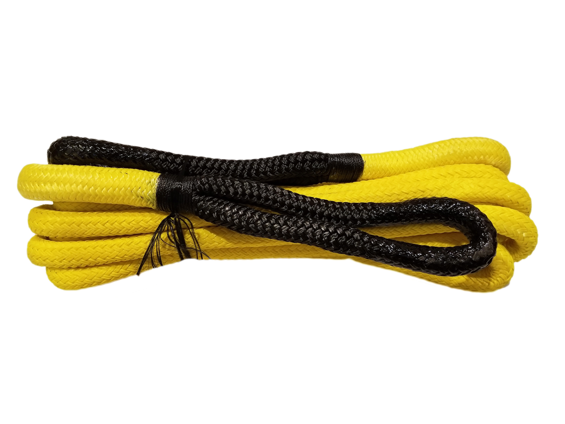3/4 X 20 Kinetic Rope Yellow with Black
