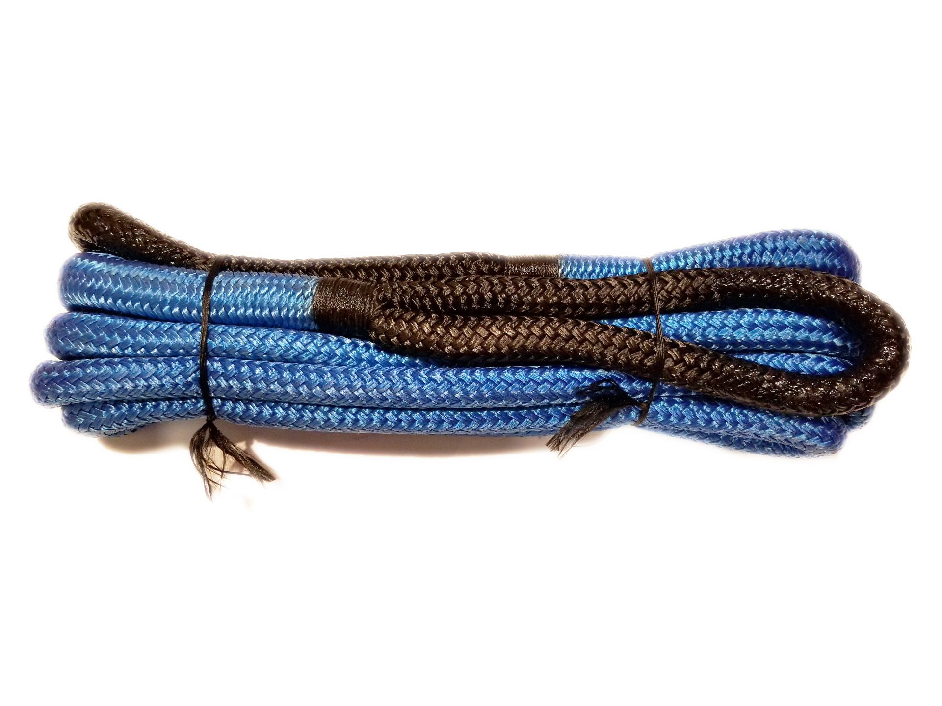 3/4 X 20 Kinetic Rope Blue with Black